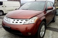 Affordable & well maintained Nigerian used Nissan Murano 2003