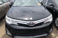 Used Toyota Camry Foreign 2013 Model Black for Sale