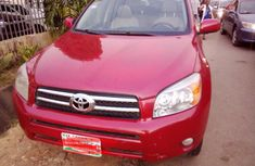 Nigerian used Toyota RAV4 2008 Model