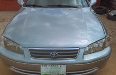 Nigeria Used Toyota Camry Envelope Light 2001 Model Silver