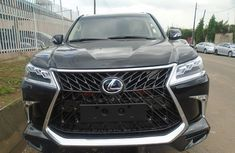 Lexus LX 570 New 2019 Model Black for Sale