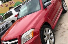 Tokunbo Mercedes-Benz GLK-Class 2010 350 Red