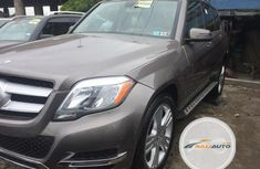 Very Clean Foreign used Mercedes-Benz GLK-Class 2014 350 4MATIC Brown