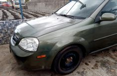Super Clean Nigerian used Suzuki Forenza 2006