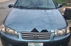 Affordable & well maintained Nigerian used 2001 Toyota Camry