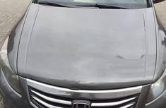 Nigeria Used Honda Accord 2010 Model Grey