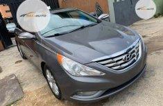 Foreign Used Hyundai Sonata 2013 Model Beige