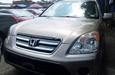 Very Clean Foreign used Honda CR-V 2006