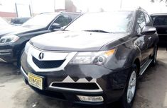Clean Foreign used 2010 Acura MDX