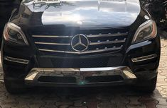 Clean Foreign used Mercedes-Benz M Class 2014