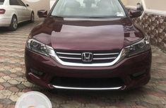 Clean Foreign used Honda Accord 2015