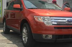 Super Clean Tokunbo Ford Edge 2008