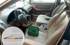Very Clean Foreign used Lexus RX 2003 Beige