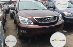 Very Clean Foreign used Lexus RX 2008 350