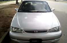 Affordable & well maintained Nigerian used Toyota Corolla 2000