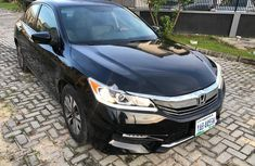 Affordable & well maintained Nigerian used Honda Accord 2017