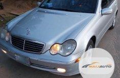Nigeria Used Mercedes-Benz C320 2001 Model Silver