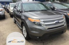 Very Clean Foreign used Ford Explorer 2012 Gray