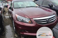 Very Clean Foreign used Honda Accord 2009 2.4 EX