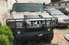 Clean Foreign used 2003 Hummer H2