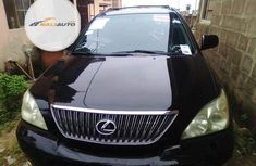 Foreign Used Lexus RX 2007 350 Black