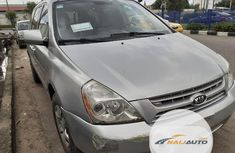 Foreign Used Kia Sedona 2008 Model Silver