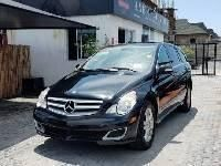 Very Clean Foreign used Mercedes-Benz R-Class 2006