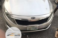 Very Clean Nigerian used Kia Optima 2010 Silver