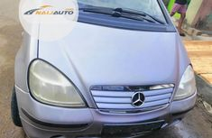 Neat Nigerian used Mercedes-Benz A-Class 2001