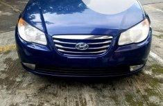Foreign Used Hyundai Elantra 2010 Model Blue