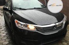Foreign Used Honda Accord 2017 Model Black
