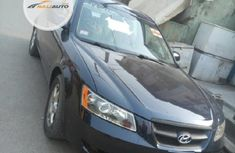 Foreign Used Hyundai Sonata 2.4 Automatic 2007 Black