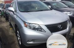 Very Clean Foreign used Lexus RX 2010 350 Silver