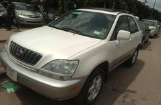 Very Clean Foreign used Lexus RX 2002