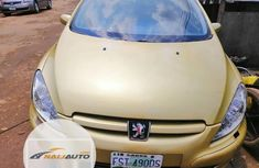 Very Clean Nigerian used Peugeot 307 2008 SW 2.0 Gold