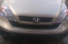 Super Clean Nigerian used 2008 Honda CR-V