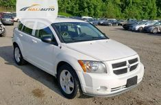 Foreign Used Dodge Caliber 2009 Model White