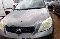 Very Clean Nigerian used Toyota Matrix 2004