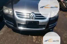 Tokunbo Volkswagen Touareg 2009 Model Brown