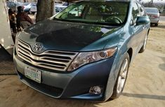 Used Toyota Venza Nigeria 2009 Model Blue