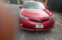 Nigeria Used Toyota Camry Sport 2010 Model Red