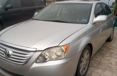 Used Toyota Avalon 2010 Model Foreign Silver