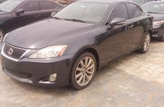2010 Lexus IS 350 Foreign Used Black for Sale