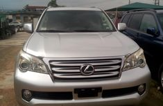 Used Lexus GX470 SUV for Sale Foreign 2011 Model Silver