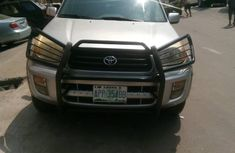 Used Toyota RAV4 for Sale Nigeria 2003 Model Silver
