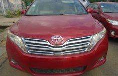Used Toyota Venza Nigeria Used 2012 Model Red
