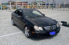 Mercedes Benz CLK350 2007 Nigerian Used Sedan