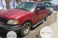 Nigeria Used Ford F-150 2004 SVT Lightning Pickup Red