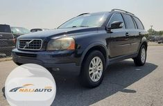 Foreign Used Volvo XC90 2008 Model Black