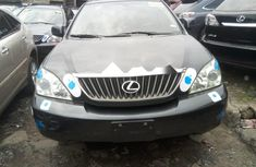 Neat Foreign used Lexus RX 2008